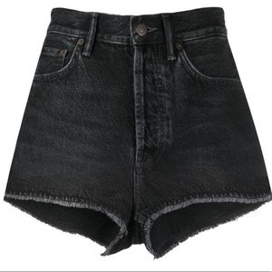 Acne Jean Shorts